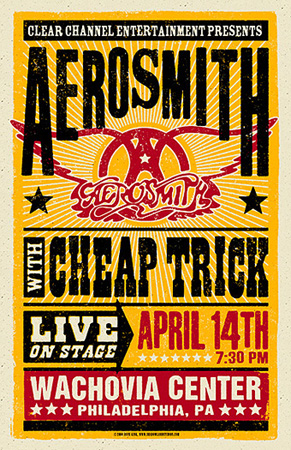 Aerosmith - The Wachovia Center