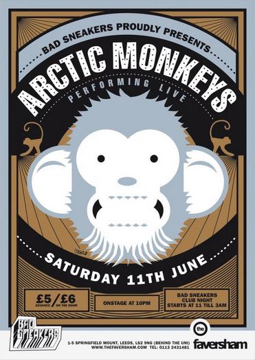 Arctic Monkeys, The - Faversham, Leeds