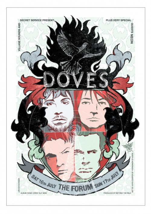 Doves, The Forum