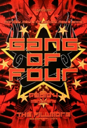 Gang of Four, The Fillmore