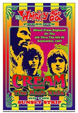 Cream Dennis Loren 1967