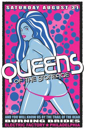 Queens Of The Stoneage, Electric Factory