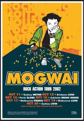 MogwaiOzTour