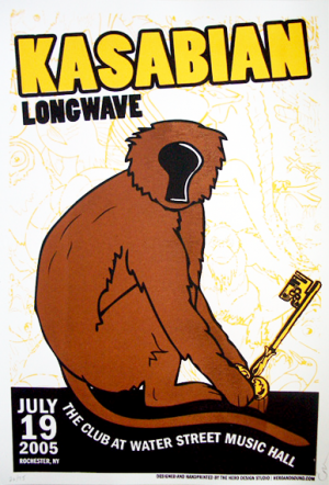 Kasabian Longwave