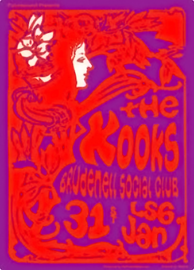 The Kooks - Brudenell Social Club
