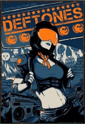 Deftones Australian Tour 2013
