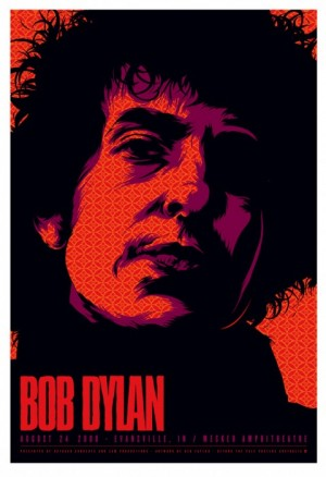 Bob Dylan U.S Tour 2008