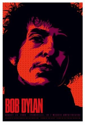Bob Dylan U.S Tour 2008