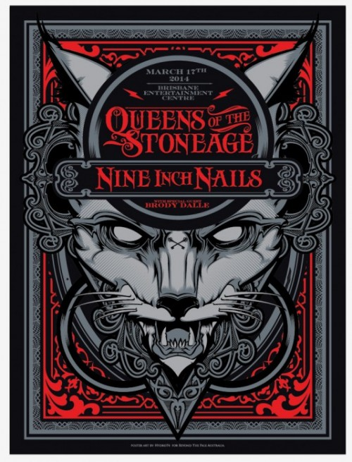 Queens of the Stoneage Brisbane 2014