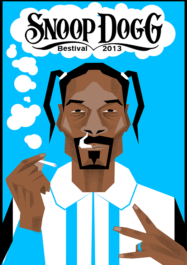 Snoop Dogg Bestival 2013
